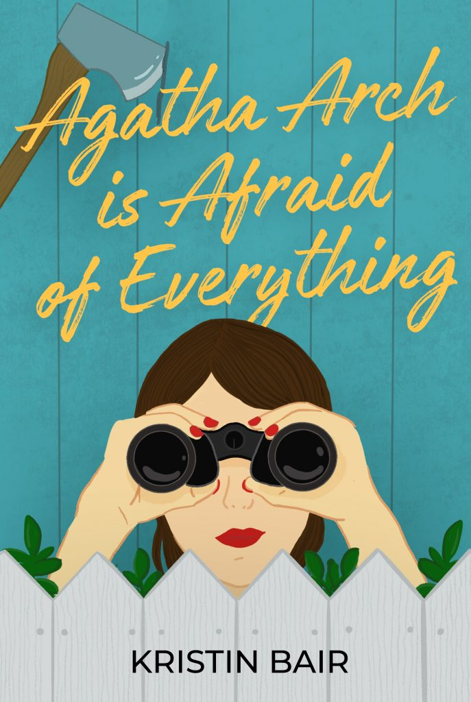 Book Cover: Agatha Arch is Afraid of Everything