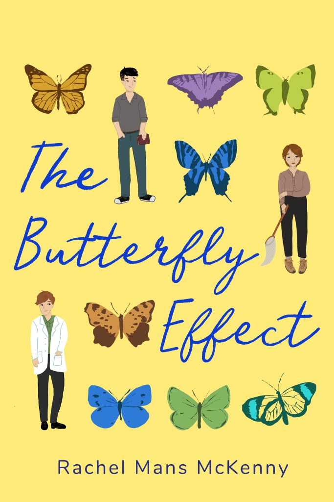 Book Cover: The Butterfly Effect