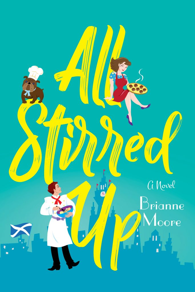 Book Cover: All Stirred Up