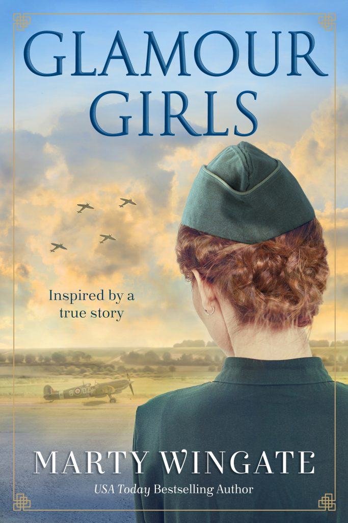 Book Cover: Glamour Girls