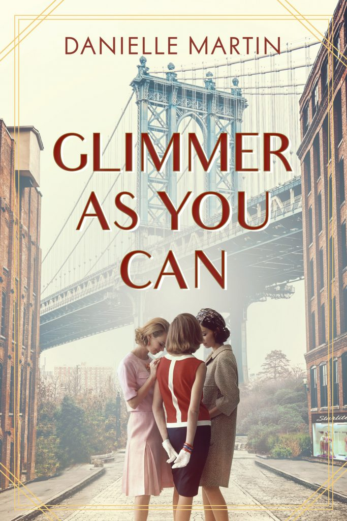 Book Cover: Glimmer As You Can