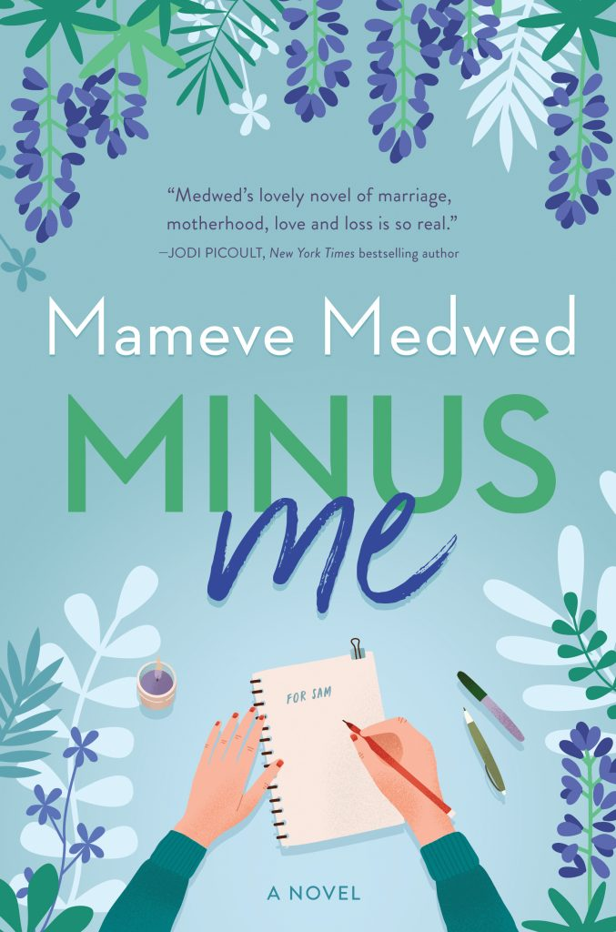 Book Cover: Minus Me