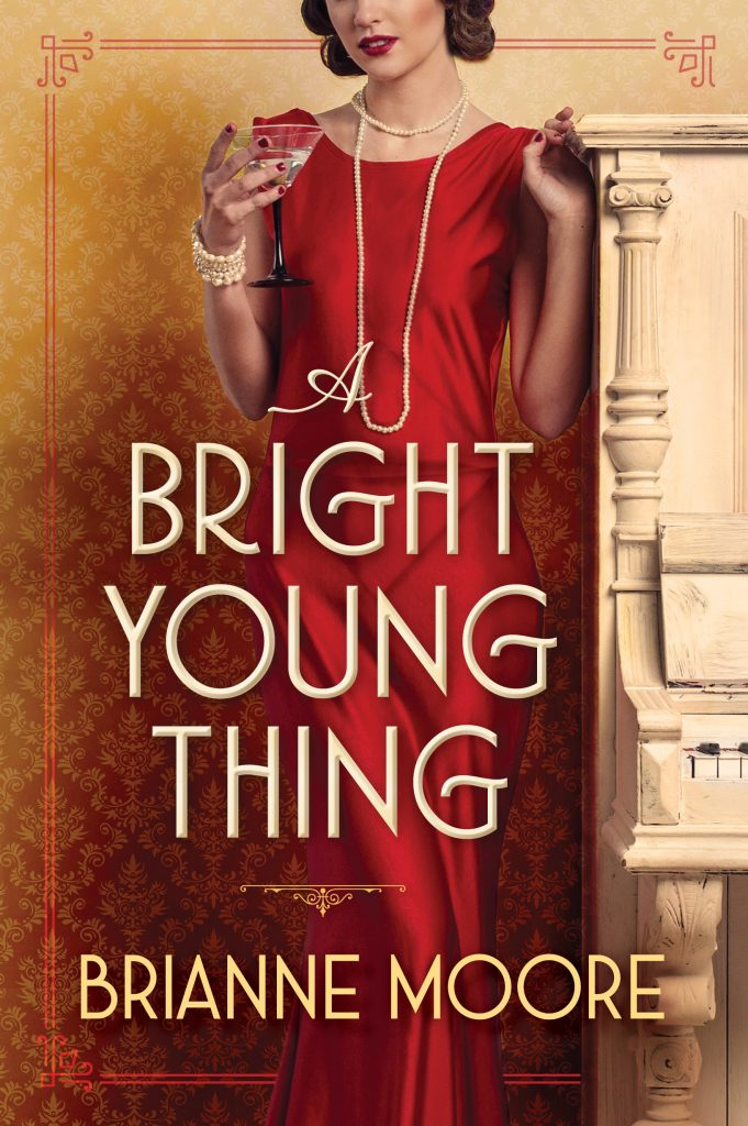 Book Cover: A Bright Young Thing