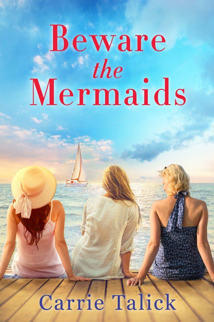 Book Cover: Beware the Mermaids