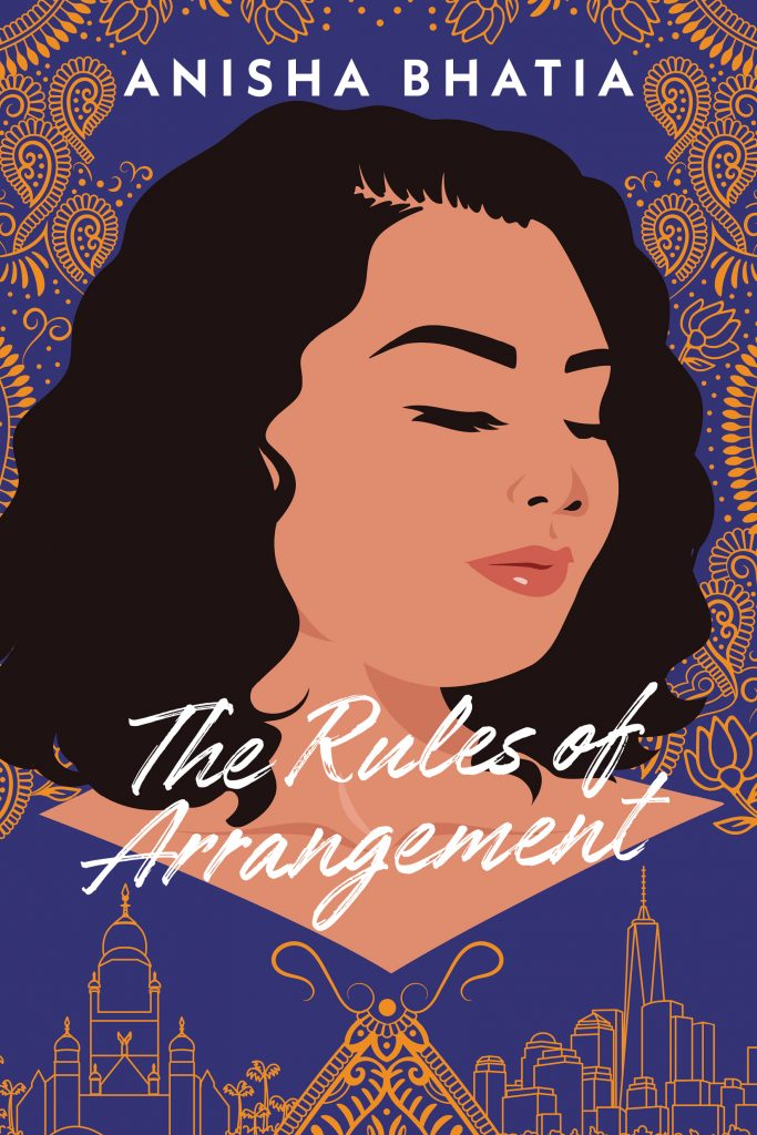 Book Cover: The Rules of Arrangement