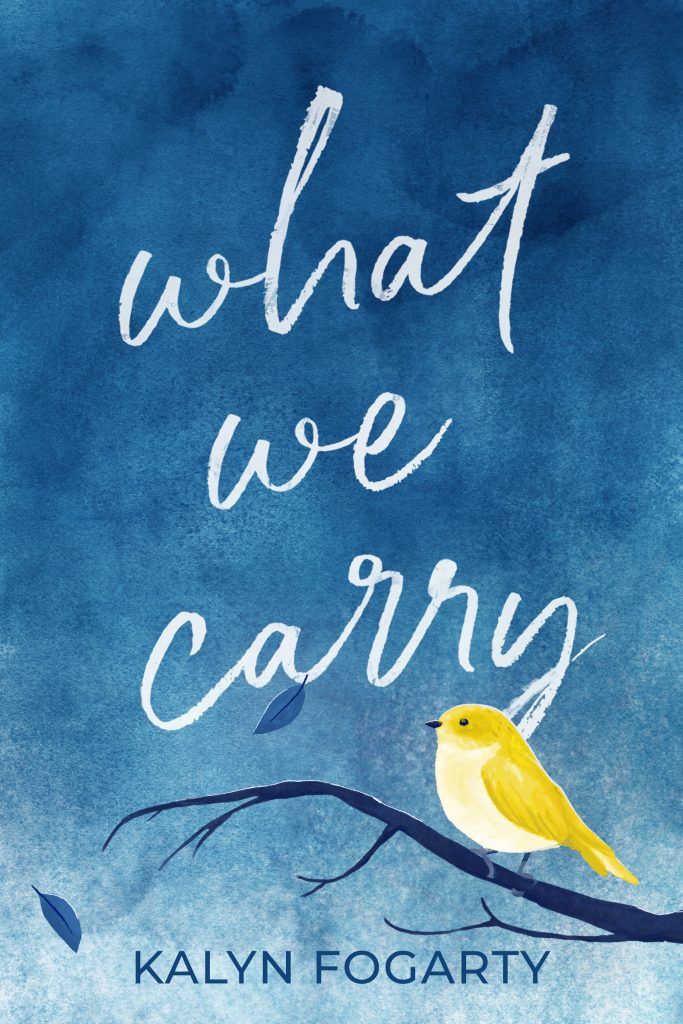 Book Cover: What We Carry